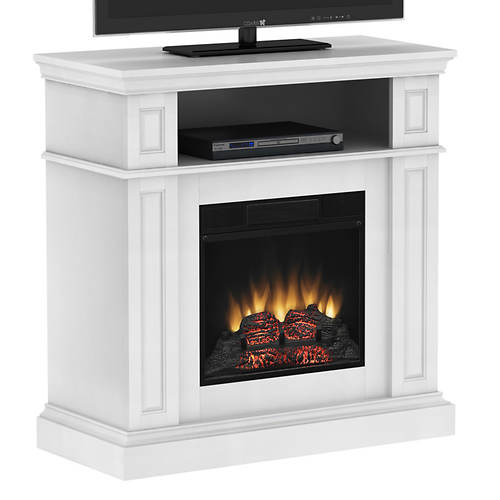 Classic Flame Electric Mantel Fireplace Out Of Stock Stoneberry