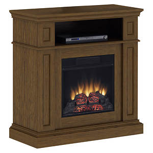 Classic Flame Electric Mantel Fireplace
