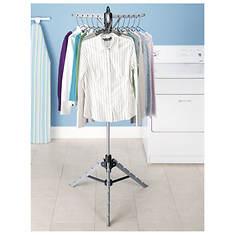Folding Garment Storage & Drying Rack