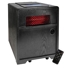 Comfort Zone 3-in-1 Heater, Humidifier & Air Cleaner