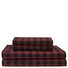 Cotton Flannel Sheet Set