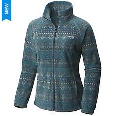 Columbia Women's Benton Spring Print Full Zip Jacket