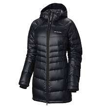 Columbia Women's Gold 650 Turbo Down Radial Mid Jacket
