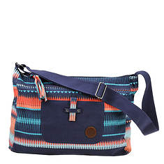 Roxy Over The Sand Messenger Bag