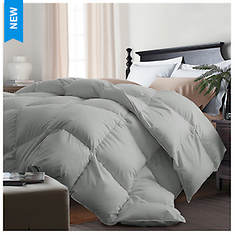 Microfiber Down Alternative Comforter - Opened Item