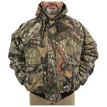 Walls Men's Insulated Hooded Jacket