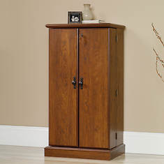Sauder Orchard Hills Collection Multimedia Storage Cabinet