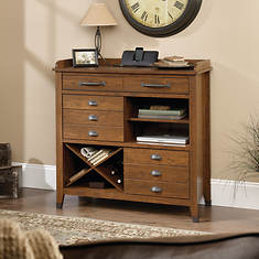 Sauder Carson Forge Collection Sideboard
