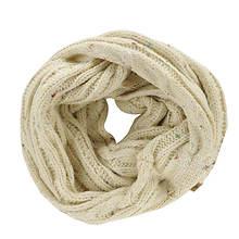 BEARPAW Women's Knit Infinity Scarf