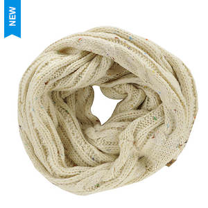 BEARPAW Women's Knit Infinity Scarf