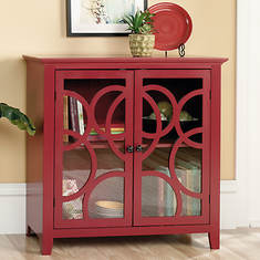 Sauder Inspired Accents Collection Storage Cabinet