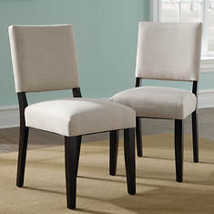 Sauder Shoal Creek Collection Parsons Chair