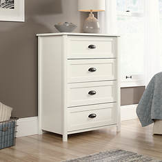 Sauder County Line Collection 4-Drawer Chest