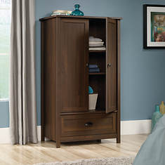 Sauder County Line Collection Armoire