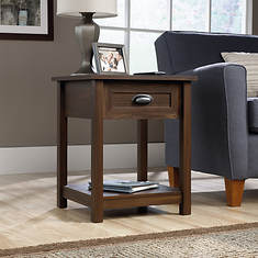 Sauder County Line Side Table/Night Stand