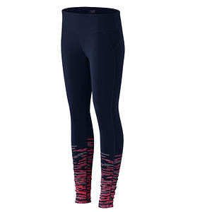 New Balance Women's Premium Performance Tight Print Pant