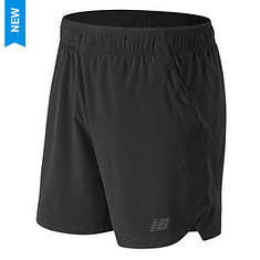 New Balance Men's 7 Inch 2 In 1 Shorts