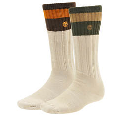 Timberland TM30877 Acrylic Blend Boot Socks 2-pack (Men's)