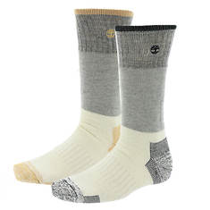 Timberland TM31004 Acrylic Wool Blend Boot Socks 2-Pack (Men's)