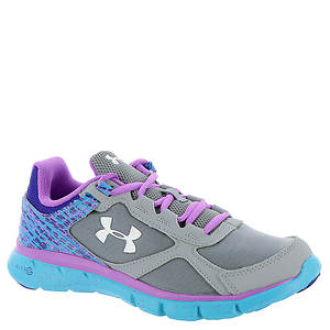 Under Armour GGS Micro G(R) Velocity RN GR (Girls' Youth)