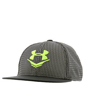 Under Armour Boys' Knit Mesh Snap Back
