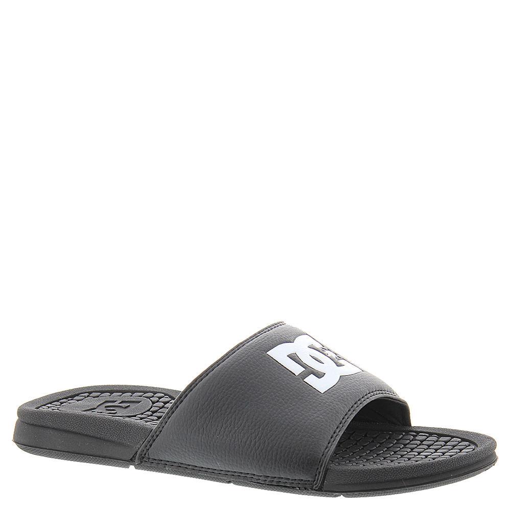 the best attitude f81b0 6dd6a 37 DC Shoes Mens Bolsa Sandals Black 9 AWXJX Saison dété Tongs Femme  Chaussures Diamant artificiel Pente fond épais transparent 115cm blanc 55  US355 ...