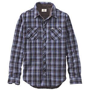 Timberland Men's Warner River Organic Cotton Blend Double-Layer Shirt