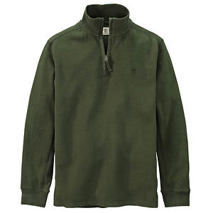 Timberland Men's Canoe River Quarter-Zip Sweater