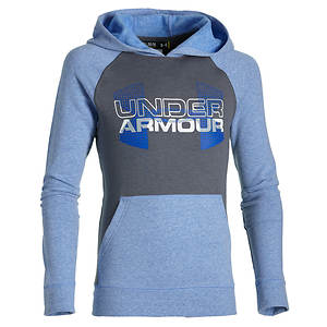 Under Armour Boys' UA Commuter Tri-Blend Hoodie
