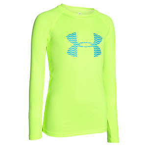 Under Armour Boys' UA Slasher LS Surf Tee