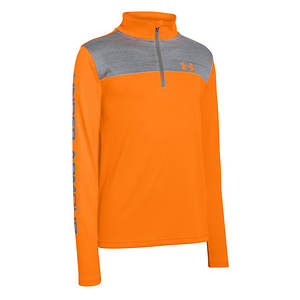 Under Armour Boys' UA World of Tech Quarter Zip