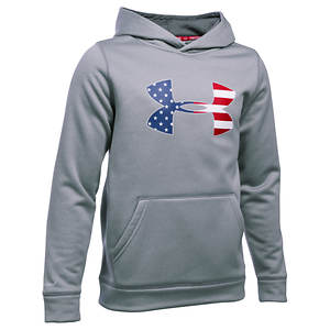 Under Armour Boys' UA BFL AF Hoodie