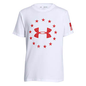 Under Armour Freedom Logo SS Tee
