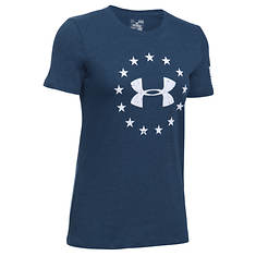 Under Armour Women's Freedom Logo Tee