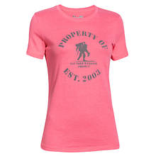 Under Armour WWP Property of Short Sleeve Tee