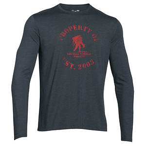 Under Armour Men's Property Of WWP Long Sleeve Tee
