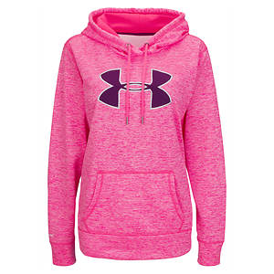 Under Armour UA Armour Fleece BLH Twist Hoodie (women's)