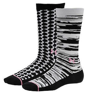 Under Armour Armourstyle Crew Socks (Women's)