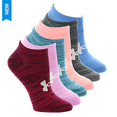 Under Armour Essential Twist No Show Socks (Women's)