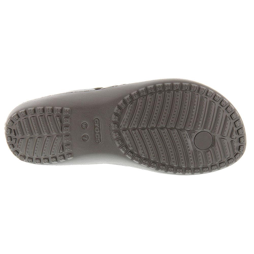 Crocs Kadee II Leopard Print Flip Women's Sandal | eBay