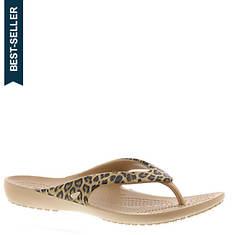 Crocs™ Kadee II Leopard Print Flip (Women's)