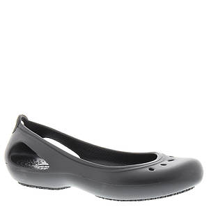 Crocs™ Kadee Work Flat (Women's)