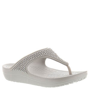Crocs™ Sloane Diamante Flip (Women's)