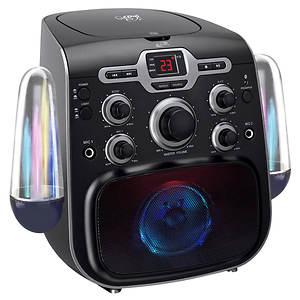 iLive Dancing Water Karaoke Machine - Opened Item