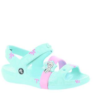 Crocs™ Keeley Frozen Fever Sandal (Girls' Infant-Toddler)