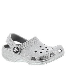 Crocs™ Classic Sparkle Clog (Girls' Infant-Toddler-Youth)