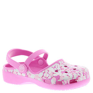 Crocs™ Karin  Sparkle Leopard (Girls' Infant-Toddler-Youth)