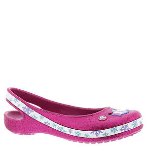 Crocs™ Genna II Frozen Flat GS (Girls' Toddler-Youth)