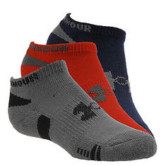Under Armour Boys' 3-Pack Heatgear(R) Lo cut Socks
