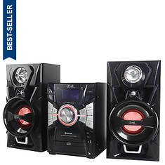 iTrak Light-Up CD/FM Stereo System